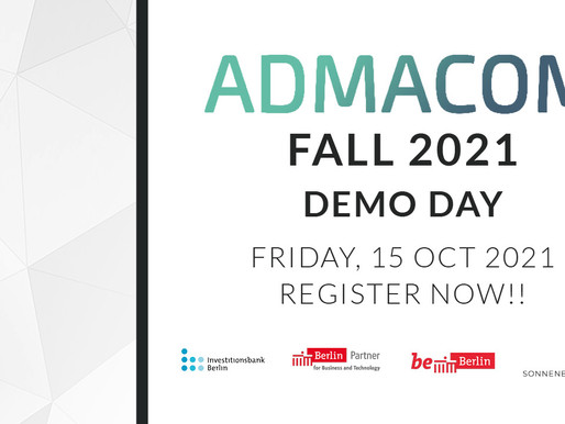 11 Startup Finalists Confirmed for the 2021 Fall Edition of the Advanced Materials Competition