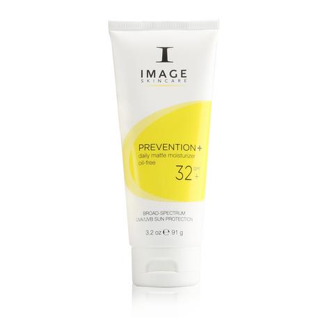 PREVENTION+ daily matte moisturiser oil-free : 95ml