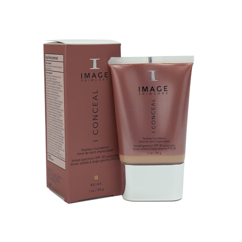 I CONCEAL flawless foundation broad-spectrum SPF 30 sunscreen BEIGE : 30ml