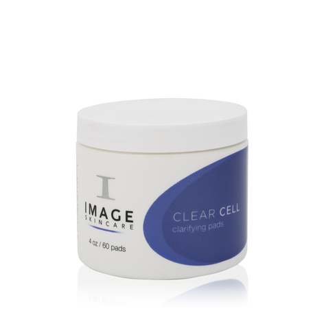 CLEAR CELL clarifying pads : 60's