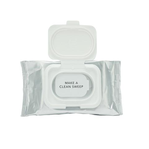 I BEAUTY refreshing facial wipes : 30 wipes