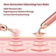 Electric-Vibrating-Natural-Rose-Quartz-J