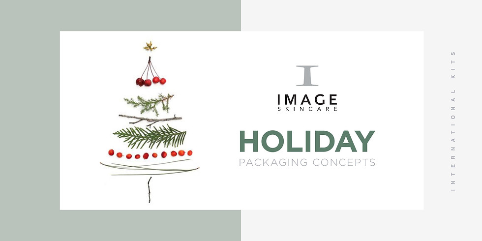 IMAGE Skincare Holiday Collections Launch