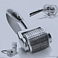 B & W meilleur-192-pin-zgts-derma-roller