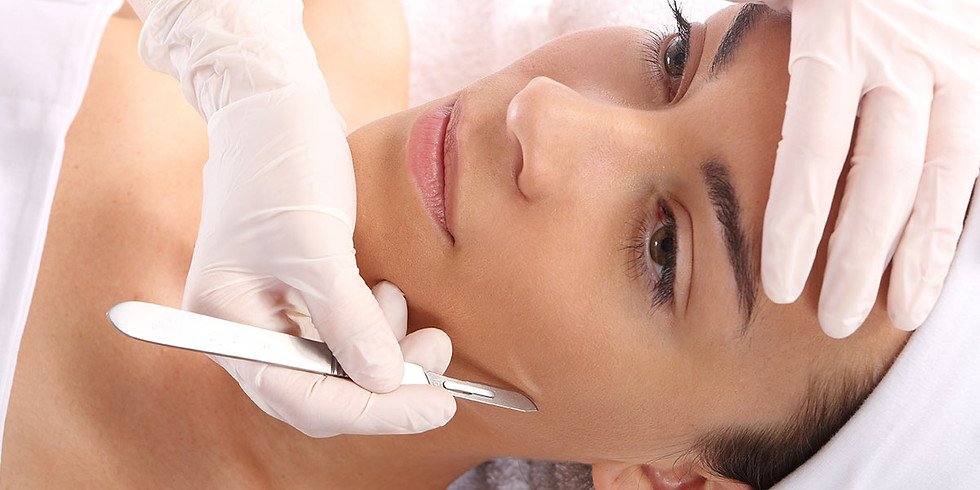 Dermaplaning Training