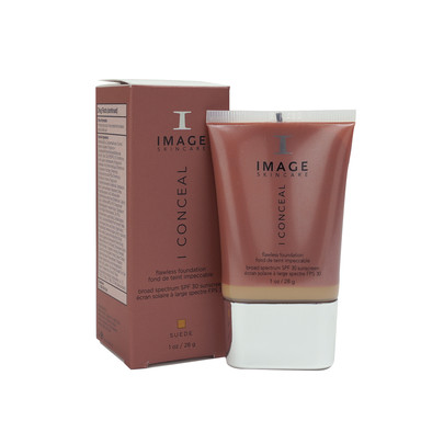 I CONCEAL flawless foundation broad-spectrum SPF 30 sunscreen SUEDE : 30ml