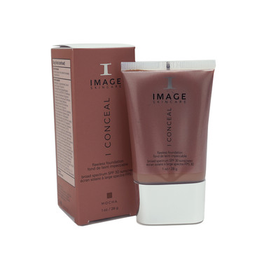 I CONCEAL flawless foundation broad-spectrum SPF 30 sunscreen MOCHA : 30ml