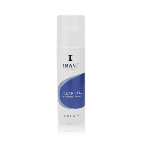 CLEAR CELL clarifying gel cleanser : 177ml