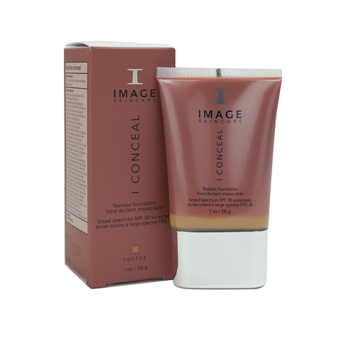 I CONCEAL flawless foundation broad-spectrum SPF 30 sunscreen TOFFEE : 30ml