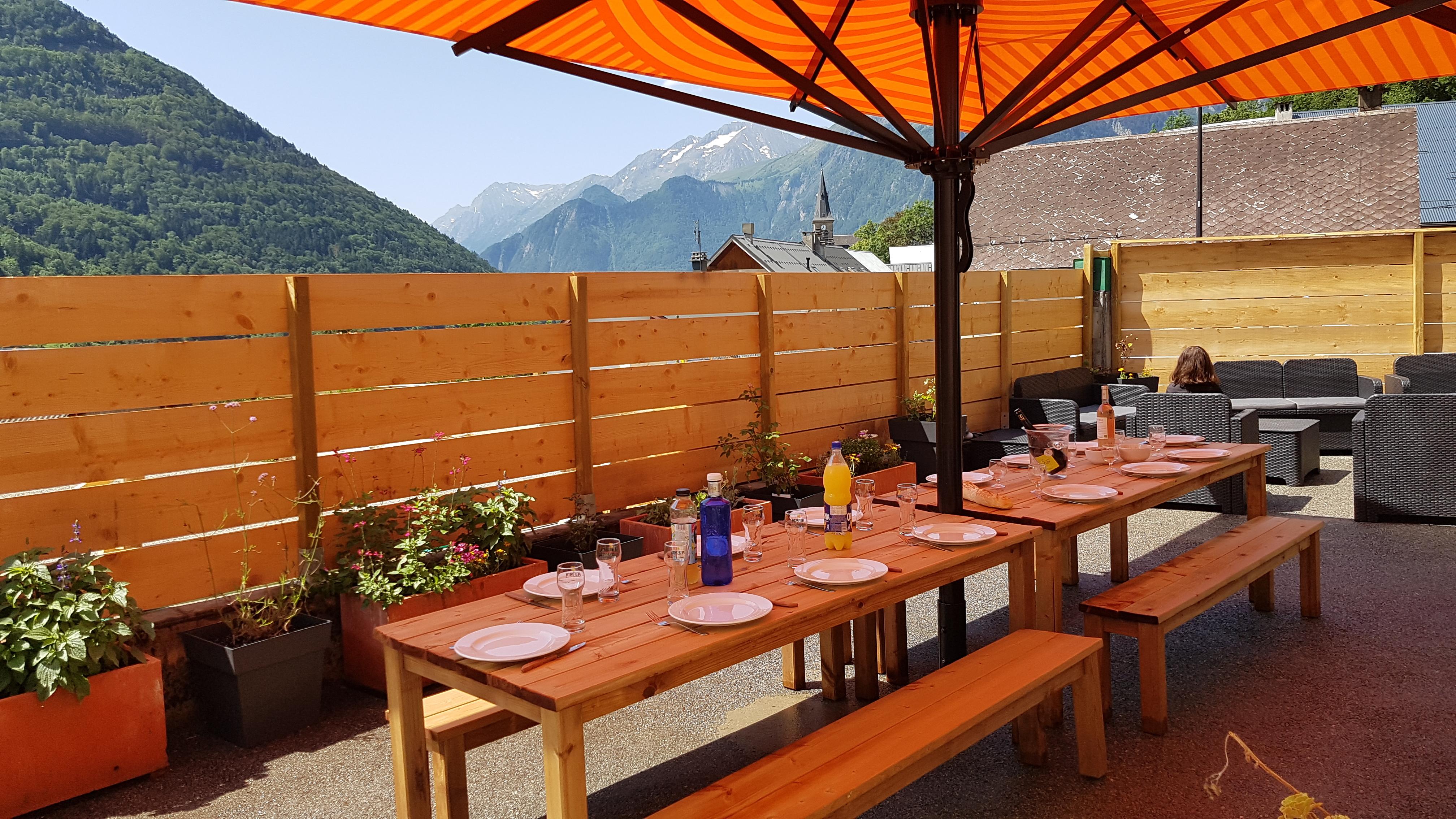 La Demeure-Terrasse-Repas
