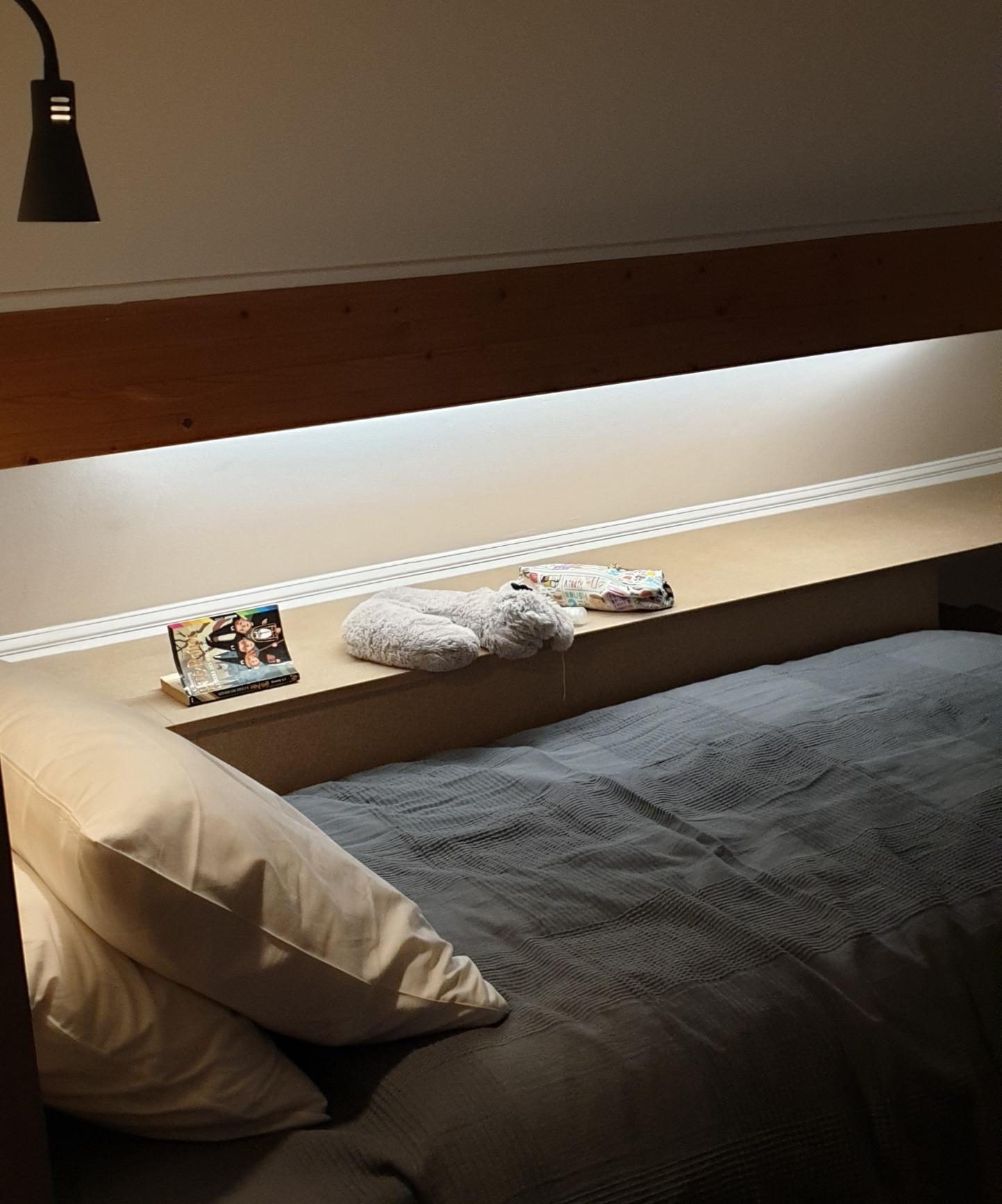 La Demeure- lit