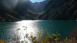 Le clos des Chalmettes- Lac du Lauvitel.