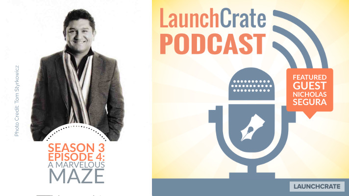 LaunchCrate Podcast Episode 11: Guests Raseedah Zalazala, Josilyn Reed, & Whitney Davis