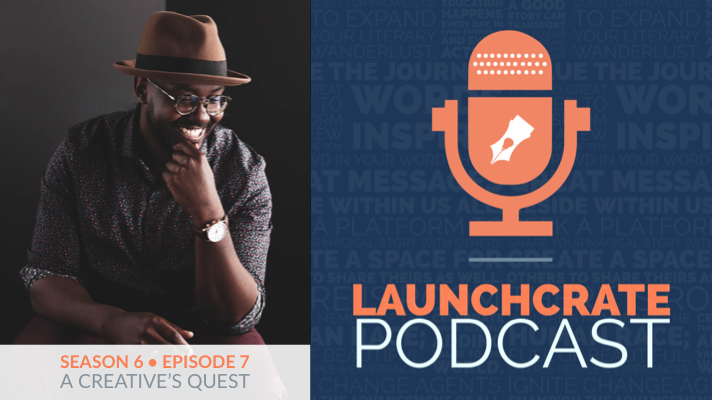 LaunchCrate Podcast Season 6 - Ep. 7: Louis Byrd