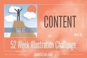 #Go52 Week 36 - Content