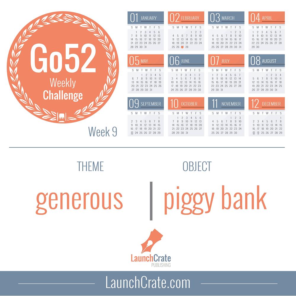 Go52 Week 9 Theme & Object