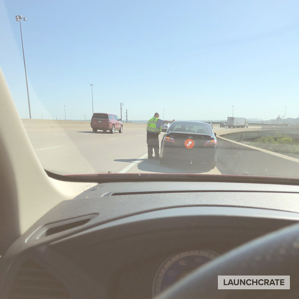 Highway Patrol Motorist Assist to the Rescue