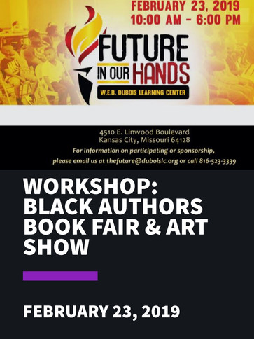 Black Authors Book Fair & Art Show