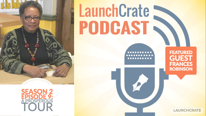 LaunchCrate Podcast Episode 8: Guest Amber Sellers
