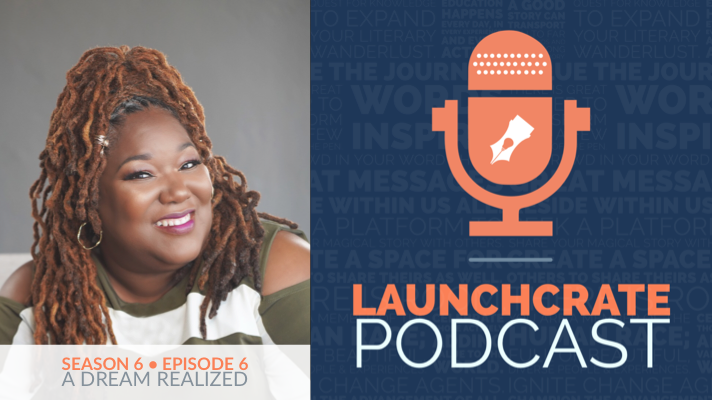 LaunchCrate Podcast Season 6 - Ep. 6: Catina K. Taylor