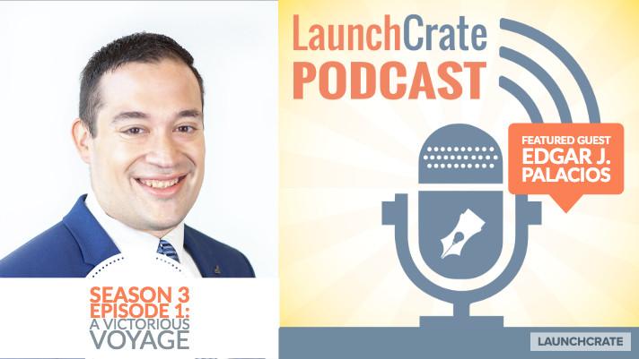 LaunchCrate Podcast Episode 11: Guests Raseedah Zalazala, Josilyn Reed, & Whitney Davis