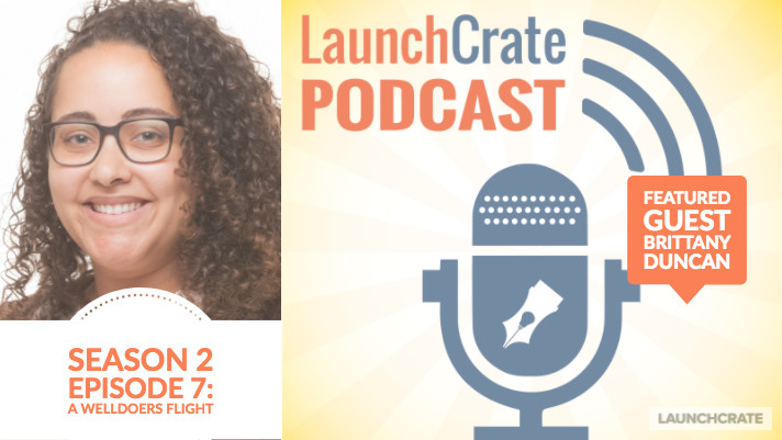 LaunchCrate Podcast Episode 6: Guest Ashley Marie
