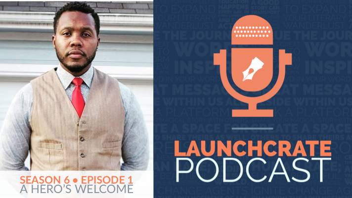 LaunchCrate Podcast Season 5 - Ep. 1: Jay Allen