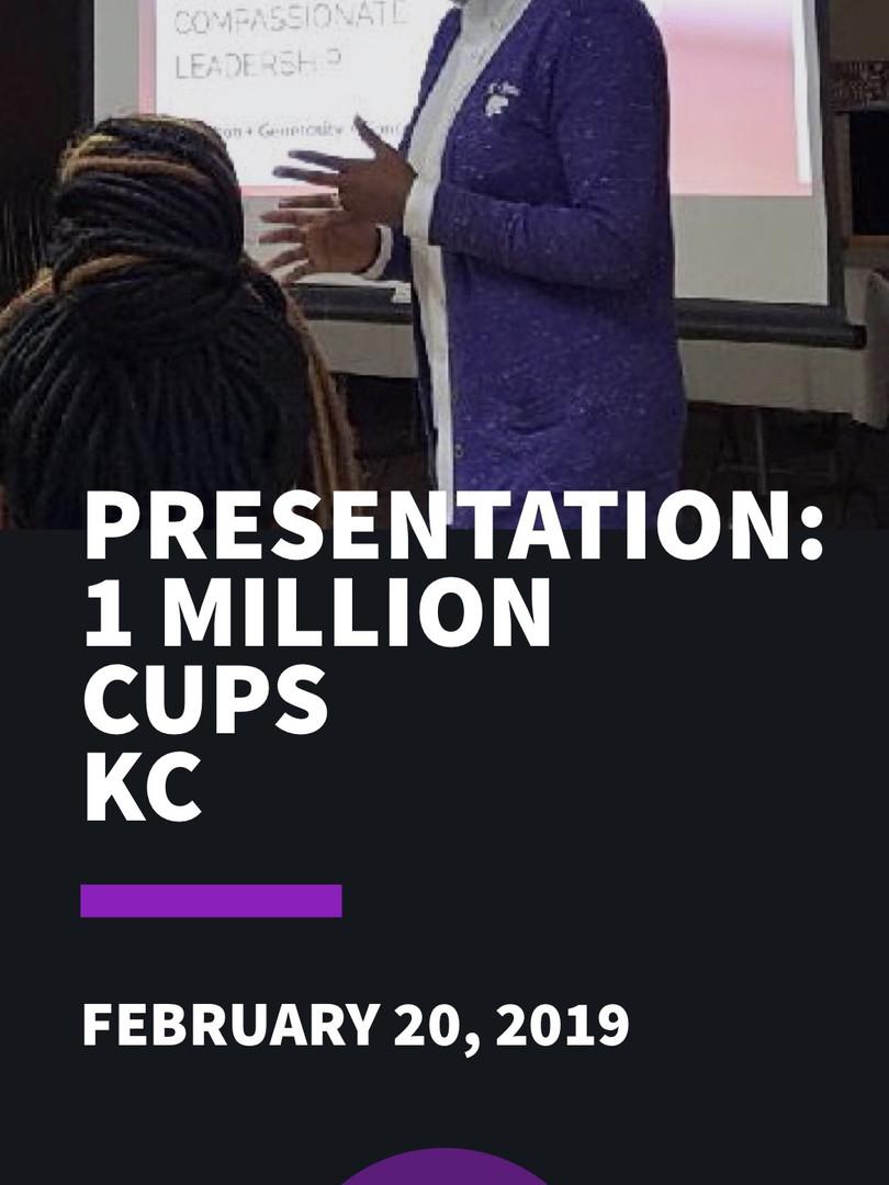 1 Million Cups KC
