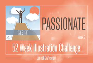 Go52, Week 9 Theme: Passionate