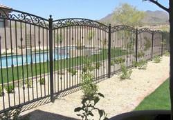 Decorative Metal Pool Fence-300x209