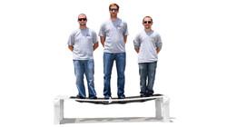 Stand on_three Heavy Dut Screen Door