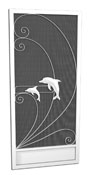 Dolphin-screen-door