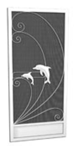 Dolphin-screen-door