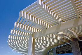 "Our all-aluminum Lattice & Pergolas mean no deterioration or termite damage. Our attractive Lattice & Pergolas are ""maintenance free"" and allow you to stay cool on the hottest days, and block the sun's harmful UV rays.  Pergolas Wayco Services, Cleveland, Tx., Conroe, Tx., The Woodlands, Tx., Kingwood Tx., Dayton Tx., Houston Tx., Humble Tx., Baytown Tx."