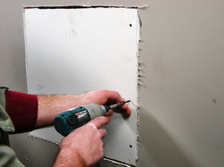 Tools Used for Installing Sheetrock