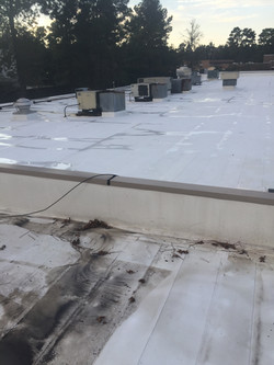 COMPLETED TPO Roof