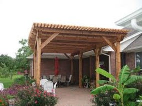 Create or renovate your patio from ordinary to an exotic shaded retreat!  Imagine what you can do in the comfort of your newLattice or Pergola StyleCovered Patio Area. Transform that ordinary space into an inviting & decorative retreat.