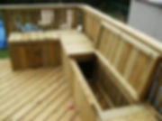 Customized Decks and Porches Ideas Wayco Services, Cleveland, Tx., Conroe, Tx., The Woodlands, Tx., Kingwood Tx., Dayton Tx., Houston Tx., Humble Tx., Baytown Tx.Customized Decks and Porches  Wayco Services, Cleveland, Tx., Conroe, Tx., The Woodlands, Tx., Kingwood Tx., Dayton Tx., Houston Tx., Humble Tx., Baytown Tx.Deck Materials: Treated wood, Composite wood (Trex, Timber Tech, Correct Deck & Veranda), Redwood, Cedar, & Plastic lumber (Azek Deck, Forever Deck, Leisure Decking)