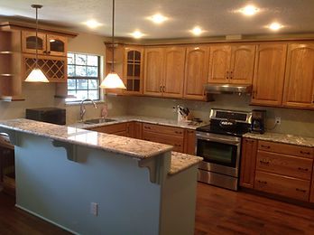 Kitchen remodel,  Wayco Services, Cleveland, Tx., Conroe, Tx., The Woodlands, Tx., Kingwood Tx., Dayton Tx., Houston Tx., Humble Tx., Baytown Tx.