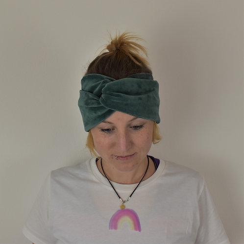 Turban Stirnband (Grün)