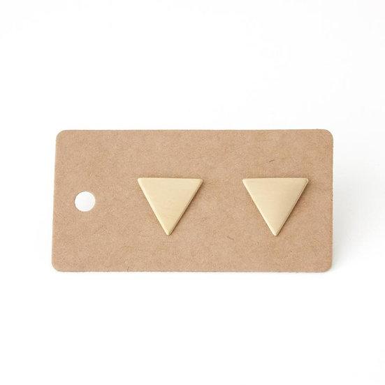 Dreiecke. Ohrstecker