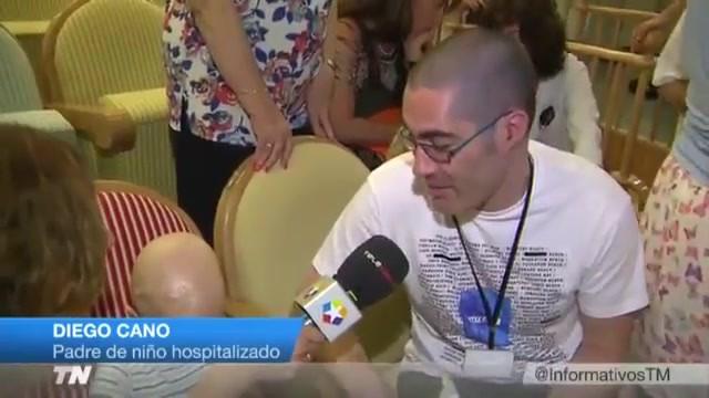 Aria Rey. | Hospital el Niño Jesús