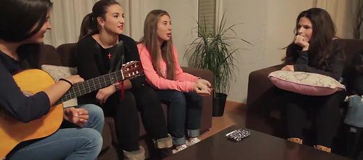 Aria Rey proyectos y conciertos solidarios