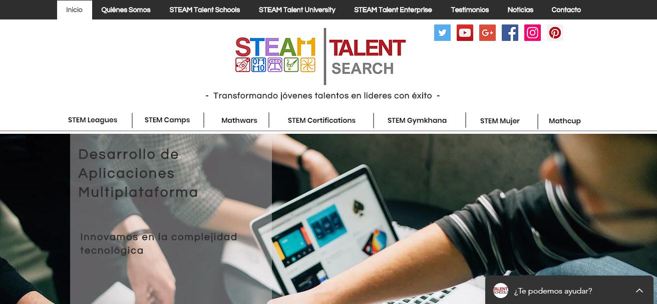 STEM Talent | mariana regina