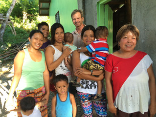 MicroAid Builds a Family Compound for Betty — 2015