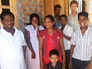 MicroAid Repairs the Thaya Family Home — 2010