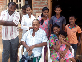 MicroAid Builds a New Home for the Soodin Family — 2010