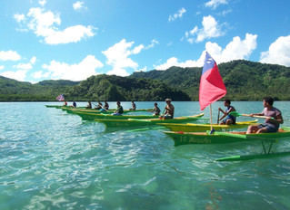 Our Samoa Village Get Hired to Build Canoes!