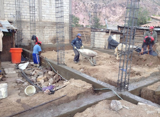 Peru House Project Update