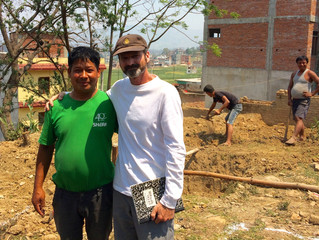 Spring 2016 Update: Nepal House Project